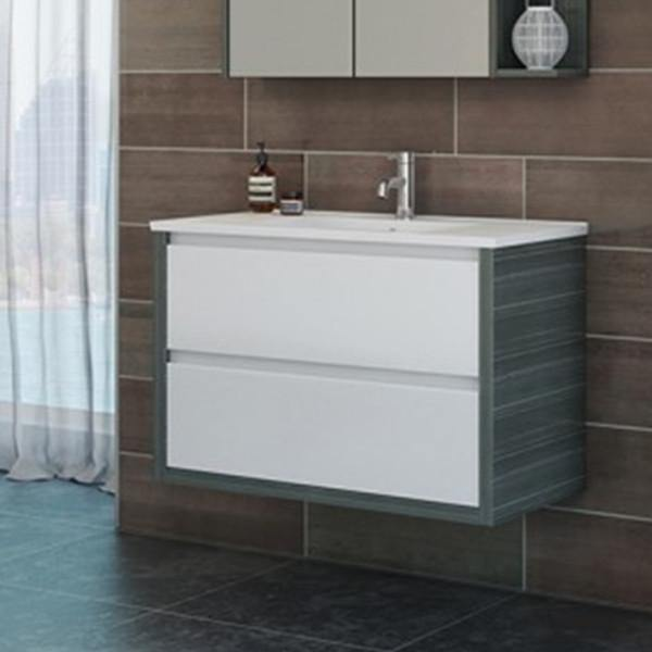 Timberline Grange Wall Hung 750mm Vanity