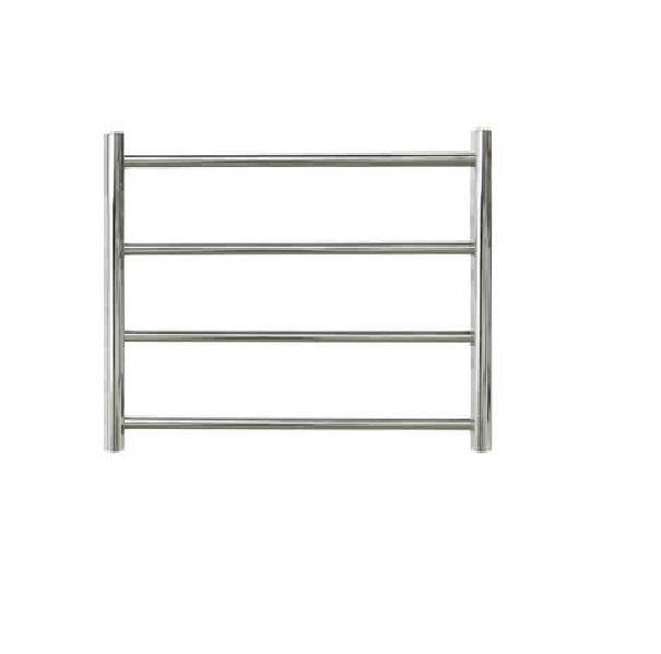 Forme Ideal 4 Bar Round Heated Towel Rails