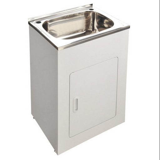 45L Compact Laundry Tub 500*600*870mm - Idealbathroomcentre
