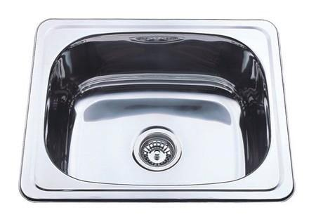 35L Laundry Sink Only 555*455mm - Idealbathroomcentre