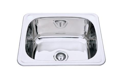 45L Laundry Sink Only 600*500mm - Idealbathroomcentre