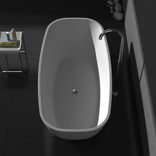 Studio Bagno Lago 1700mm Free Standing Bath - Idealbathroomcentre