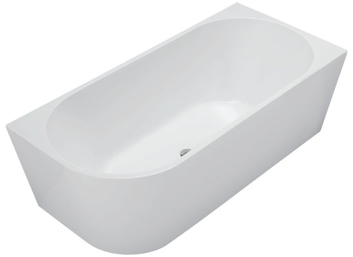 Milano Natalia 1500/1700 Corner Back to Wall Bathtub