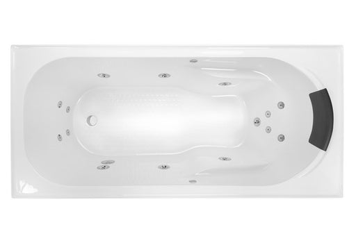 Decina MODENA 1650 DV 15 JETS - Idealbathroomcentre