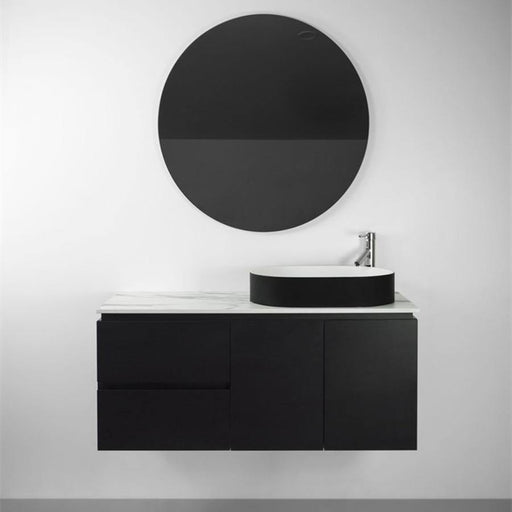 MARQUIS-Marquis Riviera Wall Hung Vanity - Brand_Marquis, Colour_Gloss White, Colour_Matte Grey, Colour_Matte White, Colour_Woodgrain, Product Type_ Wall Hung Vanity, Size_1200mm, Size_1500mm, Size_1800mm, Size_600mm, Size_750mm, Size_900mm, Vanity Tops_ Polymarble Top, Vanity Tops_Stone Tops, Vanity Tops_Timber Tops-Ideal Bathroom Centre