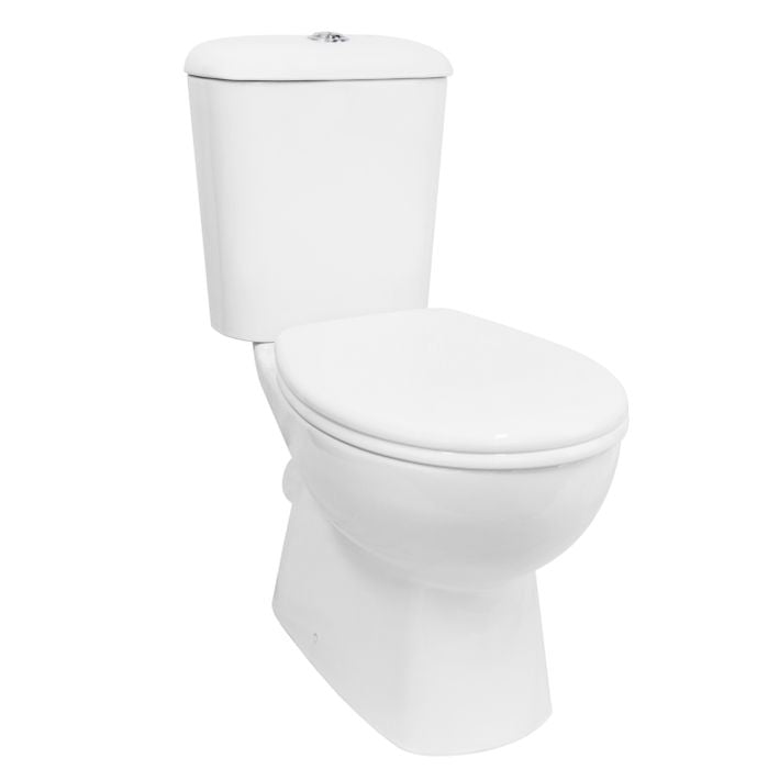 Massa Close Coupled Toilet Suite P Trap