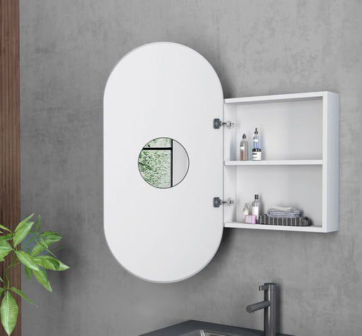 Otti Noosa 900x450mm Shaving Cabinet - Idealbathroomcentre