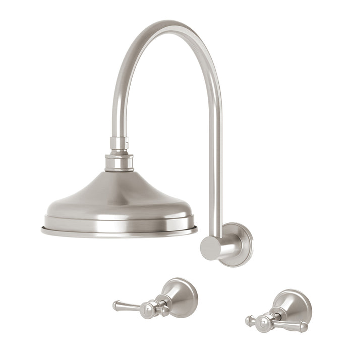 Phoenix Nostalgia Lever Shower Set - Idealbathroomcentre