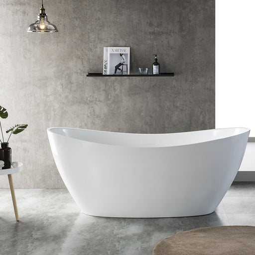 Milano Paris 1500/1700mm  Freestanding Bath