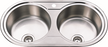 Classic Drop-in Kitchen Sink -915x485x200mm