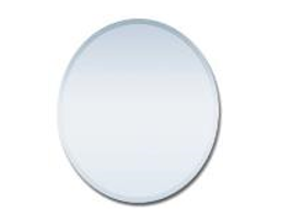 Bevel Oval Mirror 500x700mm RM-3221 - Idealbathroomcentre