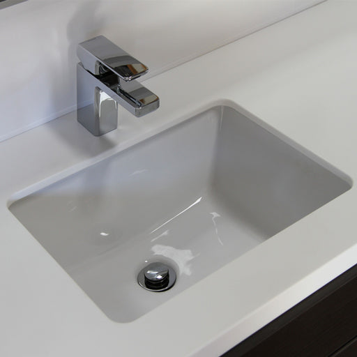Forme Rectangle Under Counter Basin- 520x390mm