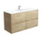 Fienza Amato Scandi Oak 1200mm Vanity With Ceramic Top - Idealbathroomcentre