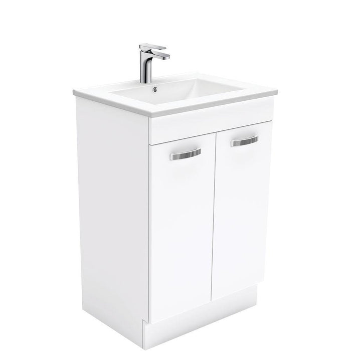 Fienza Unicab 600mm Vanity With Ceramic Top