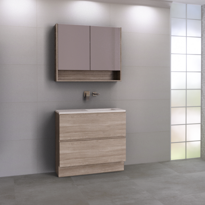 Timberline Billie 900mm Vanity - Idealbathroomcentre