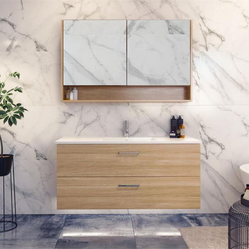 Timberline Nevada Plus 1200mm Wall Hung Vanity