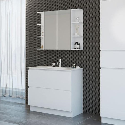 Timberline Nevada Plus 750mm Freestanding Vanity