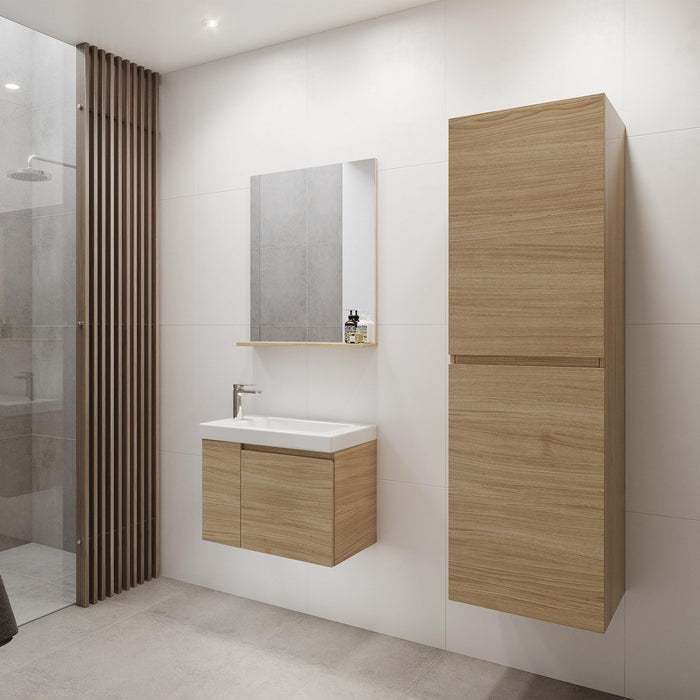 Timberline Frankie 600mm Vanity - Idealbathroomcentre