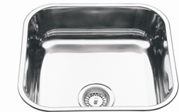 Classic Under-mount Kitchen Sink-450x430x180mm