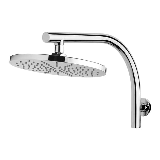 Phoenix Vivid High Rise Shower Arm &230mm Round Rose