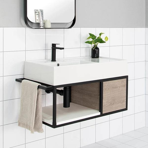ADP Antonio 800mm Vanity - Idealbathroomcentre