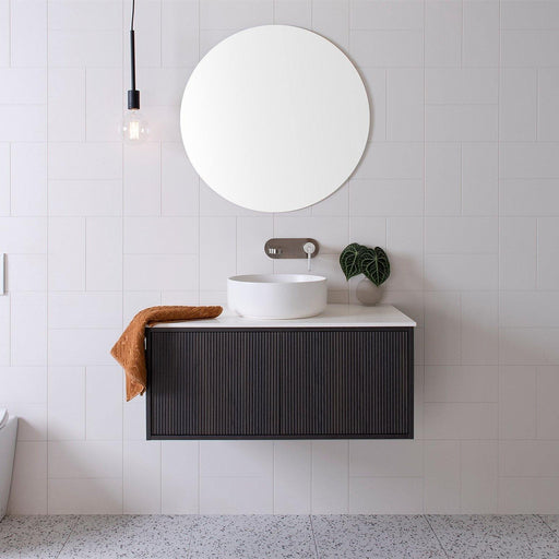 ADP-ADP Clifton Wall Hung Vanity - Brand_ADP, Colour_Woodgrain, Product Type_ Wall Hung Vanity, Size_1200mm, Size_1500mm, Size_1800mm, Size_600mm, Size_750mm, Size_900mm, Vanity Tops_Stone Tops-Ideal Bathroom Centre