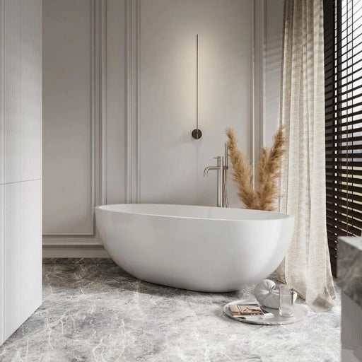 Cassa Design Egg Shape Freestanding Bath - Idealbathroomcentre