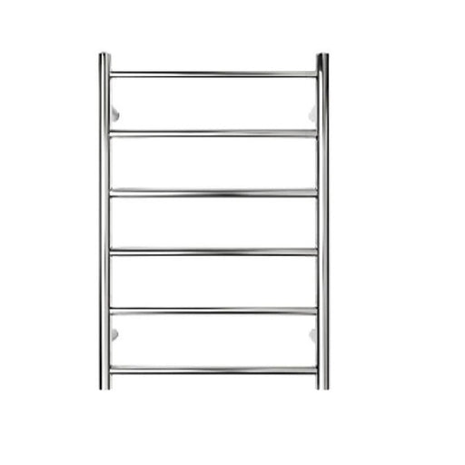 Forme Ideal 6 Bar Round Non-Heated Towel Rails