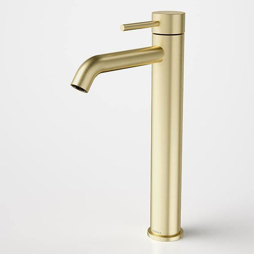 CAROMA-Caroma Liano II Tower Basin Mixer - Brand_Caroma, Collection_Liano II, Colour_ Matte Black, Colour_Brushed Gold, Colour_Brushed Nickel, Colour_Chrome, Colour_Gun Metal, Product Type_Tall Basin Mixer, Room_Bathroom, Shape & Design_Round-Ideal Bathroom Centre