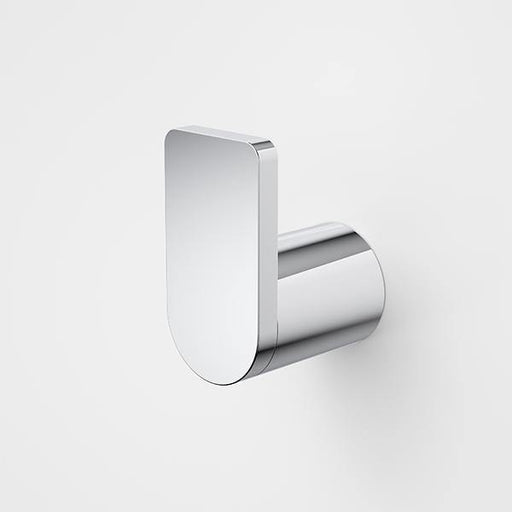 CAROMA-Caroma Urbane II Robe Hook - Brand_Caroma, Collection_Urbane II, Colour_ Matte Black, Colour_Brushed Gold, Colour_Brushed Nickel, Colour_Chrome, Colour_Gun Metal, Product Type_Robe Hook, Room_Bathroom, Shape & Design_Round-Ideal Bathroom Centre