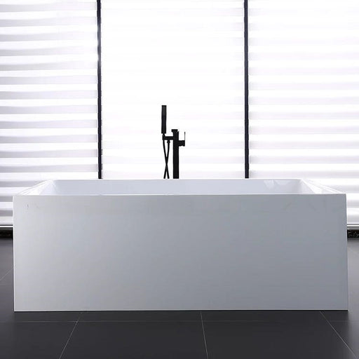 Milano Multi 1300/1400/1500/1700mm Corner Back to Wall Bath