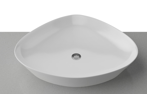 Timberline Swish 500*410mm Above Counter Basin