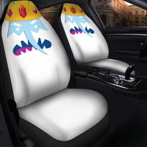 Adventure Time 4 Seat Covers 101719 Universal Fit - CarInspirations