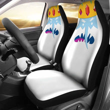 Load image into Gallery viewer, Adventure Time 4 Seat Covers 101719 Universal Fit - CarInspirations