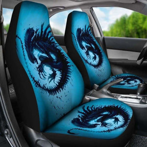 Alien Car Seat Covers Universal Fit 051012 - CarInspirations