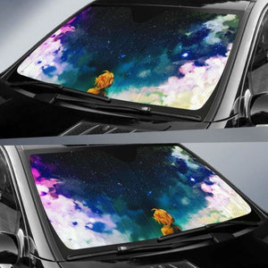 Anime Girl Auto Sun Shade 918b Universal Fit - CarInspirations