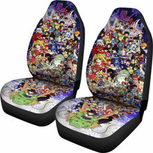 Load image into Gallery viewer, Anime Movie 2019 Car Seat Covers Universal Fit 051012 - CarInspirations