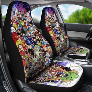 Anime Movie 2019 Car Seat Covers Universal Fit 051012 - CarInspirations