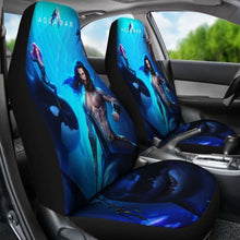 Load image into Gallery viewer, Aquaman Seat Covers 101719 Universal Fit - CarInspirations