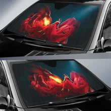 Load image into Gallery viewer, Art Behance Dragon Car Sun Shades 918b Universal Fit - CarInspirations