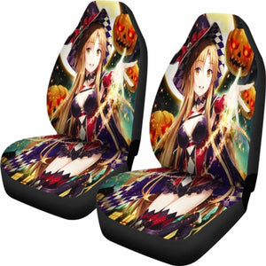 Asuna Halloween Car Seat Covers Universal Fit 051012 - CarInspirations