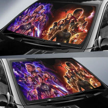 Load image into Gallery viewer, Avenger Endgame Car Sun Shade 918b Universal Fit - CarInspirations