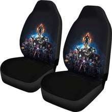 Load image into Gallery viewer, Avengers 4 Whatever It Takes Car Seat Covers Universal Fit 051012 - CarInspirations