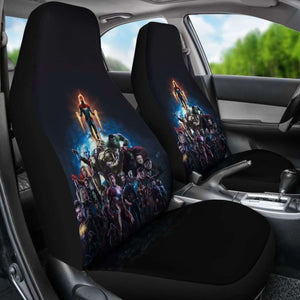 Avengers 4 Whatever It Takes Car Seat Covers Universal Fit 051012 - CarInspirations