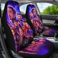 Load image into Gallery viewer, Avengers Car Seat Covers 100421 Universal Fit - CarInspirations