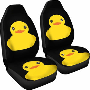 Baby Duck Funny Seat Covers 101719 Universal Fit - CarInspirations