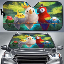 Load image into Gallery viewer, Birds Car Sun Shades 918b Universal Fit - CarInspirations