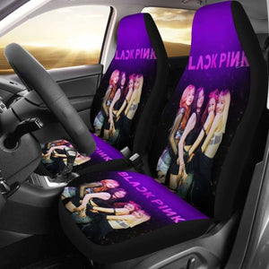 Blackpink Car Seat Covers Universal Fit 051012 - CarInspirations