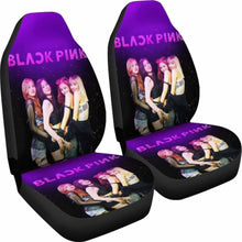 Load image into Gallery viewer, Blackpink Car Seat Covers Universal Fit 051012 - CarInspirations