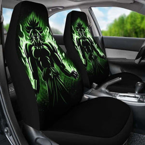 Broly Car Seat Covers Universal Fit 051012 - CarInspirations